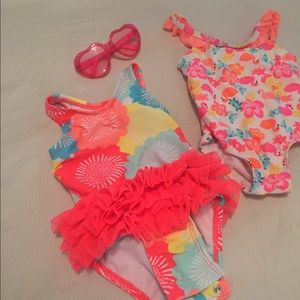 Baby girl swimsuits 👙